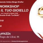 Workshop: crea il tuo gioiello