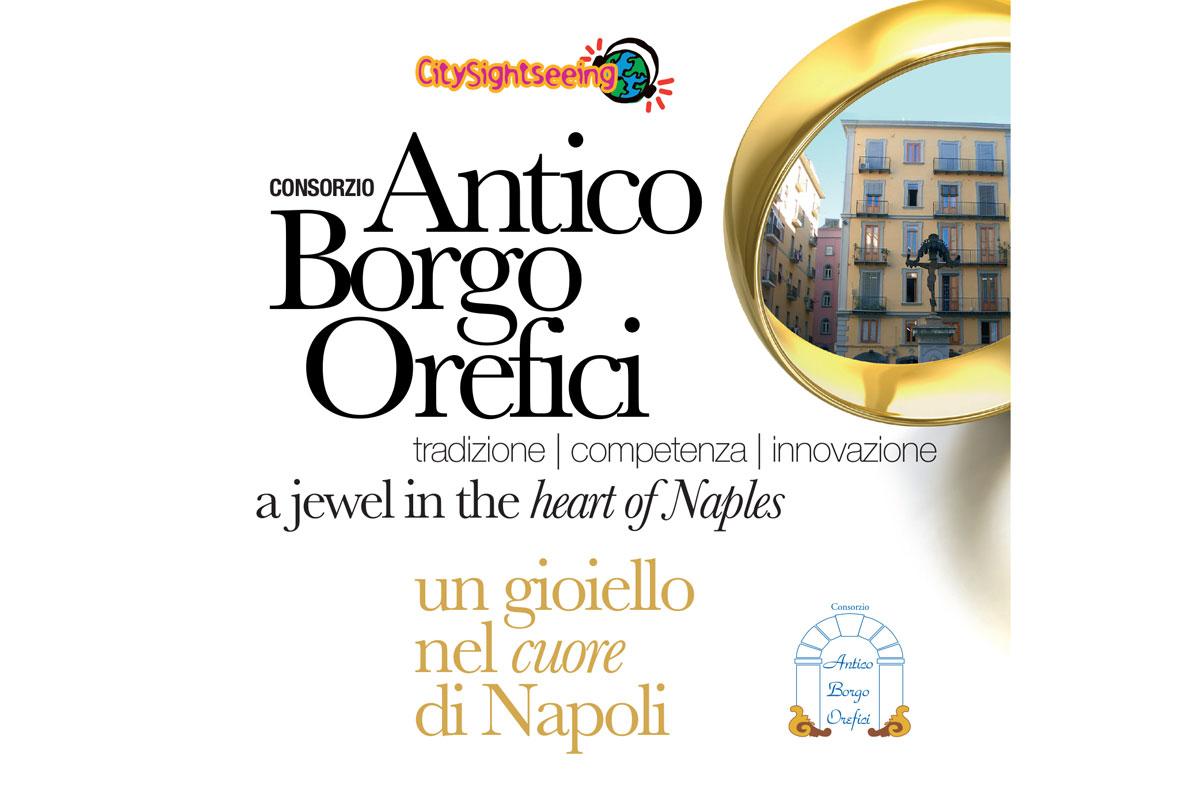 Visita Napoli con CitySightseeing: per te 20% di sconto per i gioielli al Borgo Orefici
